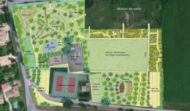 aménagement espace public embrun